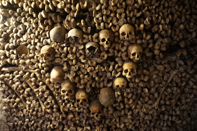 The Catacombs of Paris by Jeremy Bates is a horror book