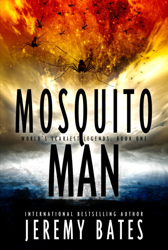 Mosquito Man (World's Scariest Legends)